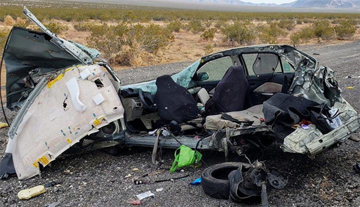 Video Dashcam Video Captures Deadly Semi Truck Crash On Us 93