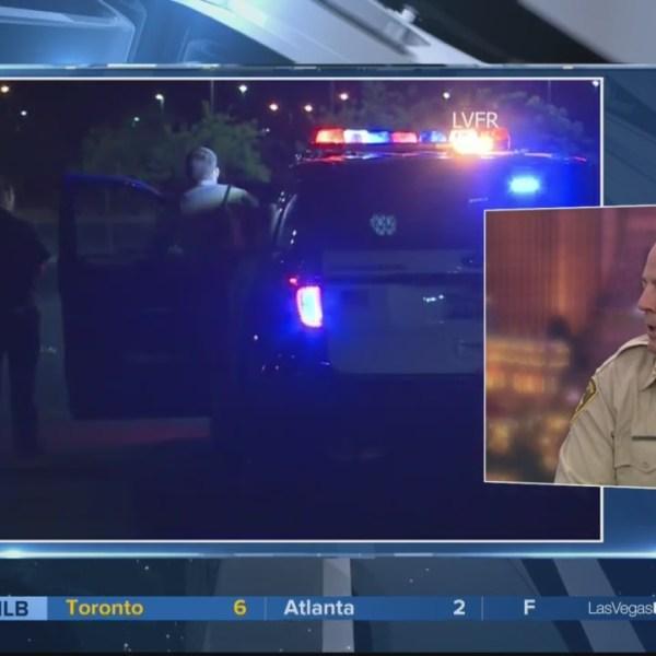 Sheriff Lombardo returns to Morning Cup of Joe