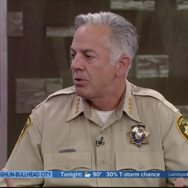 John interviews sheriff Joe Lombardo