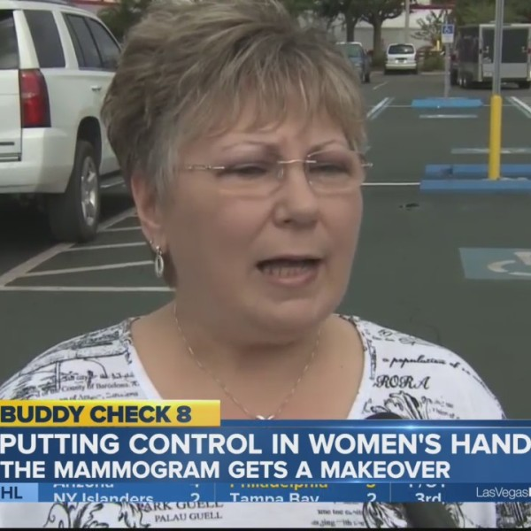 A new way to go about mammograms