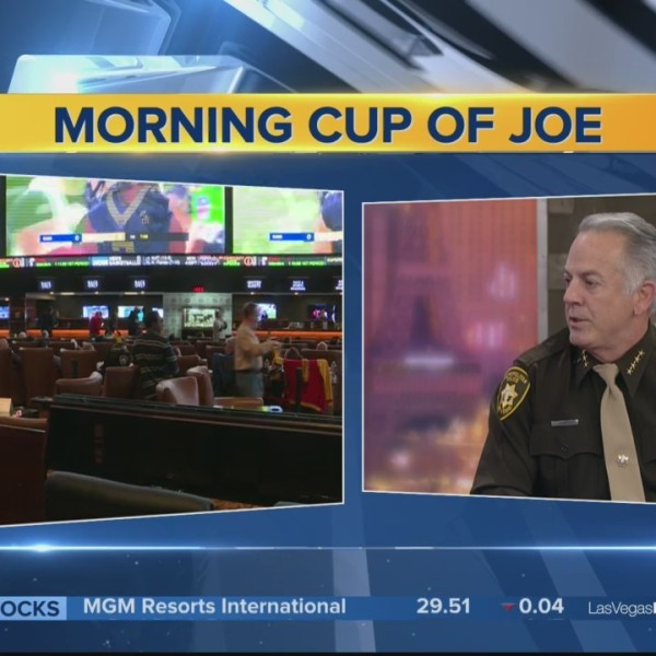 Sheriff Joe Lombardo answers viewer questions