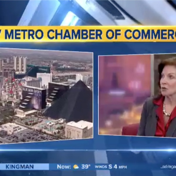 Las Vegas Metro Chamber on supporting local businesses