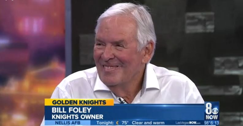 VIDEO: Golden Knights officially introduce new GM at press conference