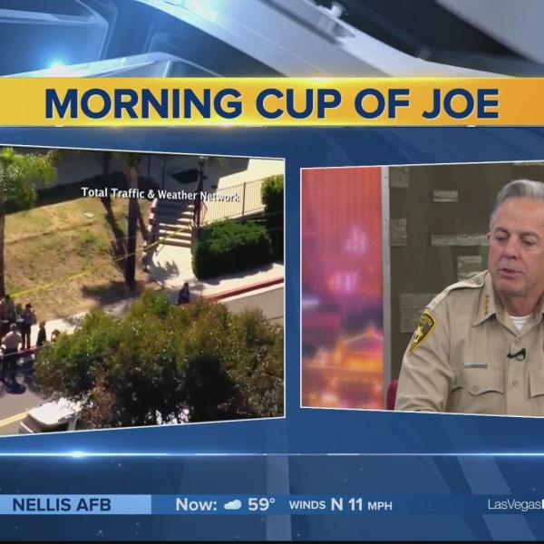 Las Vegas sheriff Joe Lombardo answers your questions