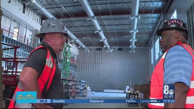 New UNLV facility, Fertitta Football Complex looks to take program to next level