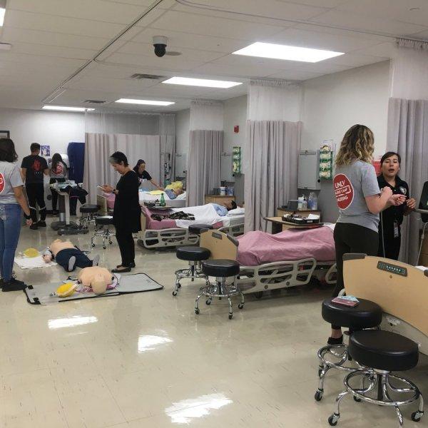 UNLV Nurse Camp