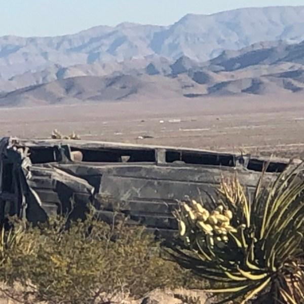 Nellis Airman killed in US 95 crash