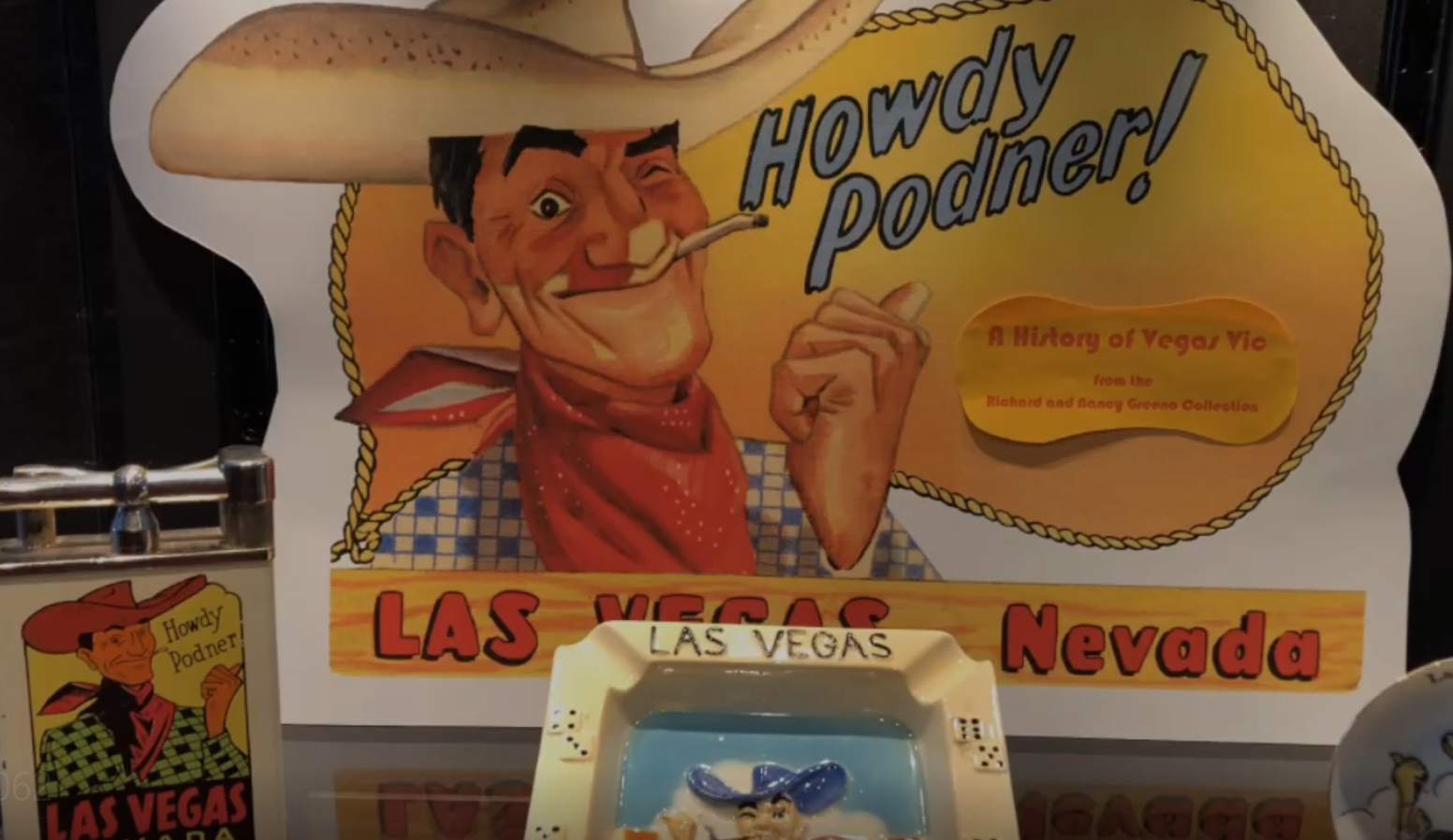 Image result for Vegas vic exhibit nevada state museum las vegas
